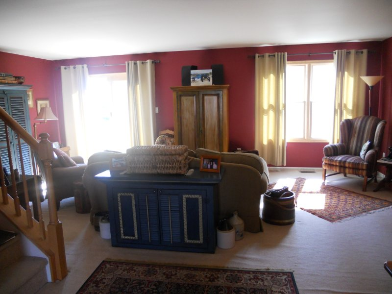 1. BEFORE - Living Room