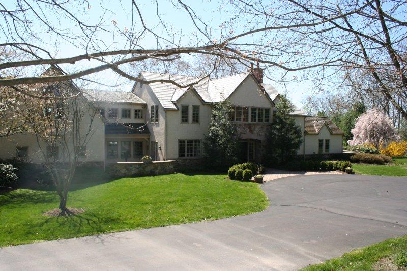1. Sergeantsville Home Exterior
